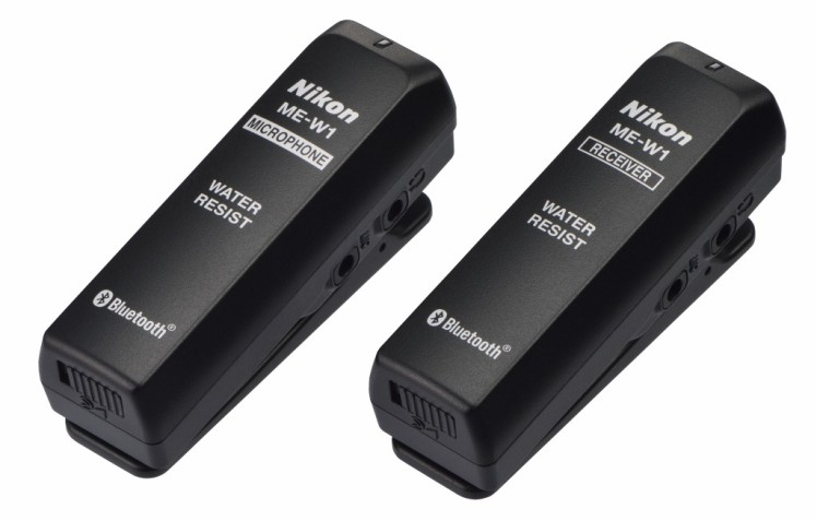 microfono Nikon