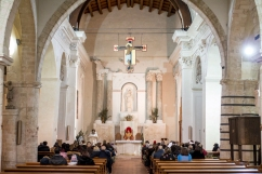 Protagonista delle festività pasquali, la Cattedrale di Caltabellotta ospita la Santa Messa della domenica delle palme.