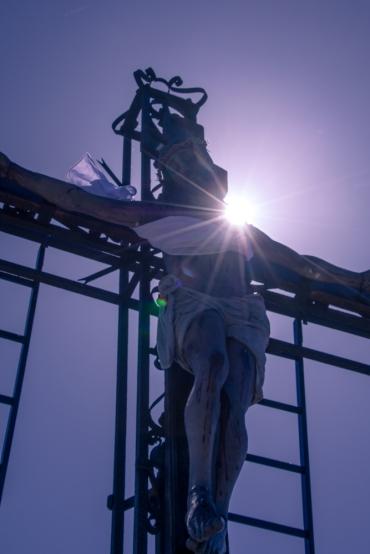Gesù è Crocifisso.