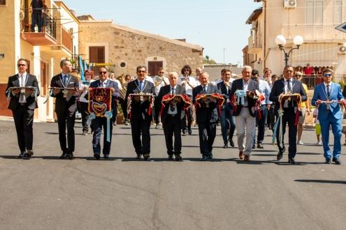 Processione degli ex-voto.
